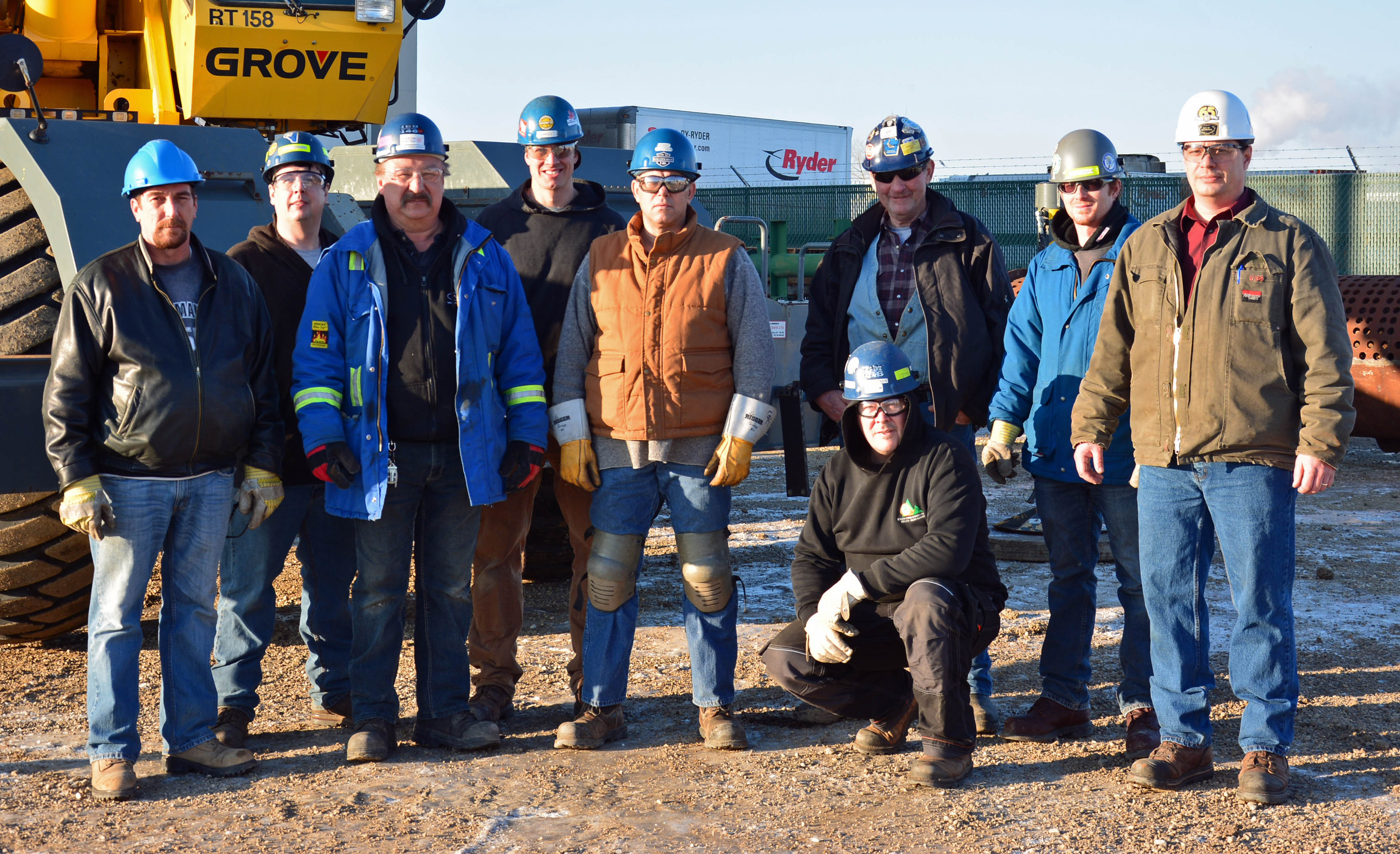 Overhead Crane And Rigging Training Edmonton : Crane and rigging training edmonton the best of